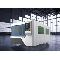 IPG 700w Sheet Metal Laser Cutting Machine 1500x3000mm for 5mm Stainless steel Manufactures