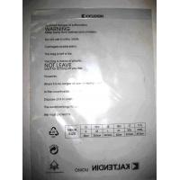 Quality Custom Clear Self Adhesive Seal Plastic Bags For Shipping Clothing for sale