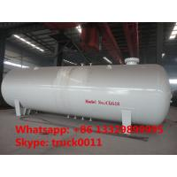 Quality 50m3 China cheapest price domestic lpg gas tank for sale, high quality 25tons for sale