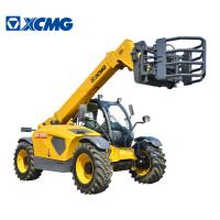 Telescopic Handler Side Compact Wheel Loader Forklift Four Wheel Drive Manufactures