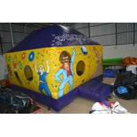 Funny Mini Inflatable Sports Games Bounce Houses Castle For Kids Manufactures