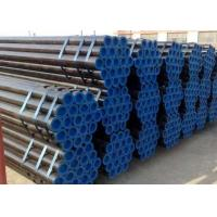 T22 Heat Exchanger Steel Pipe , Alloy Steel Seamless Pipes High Pressure Service Manufactures