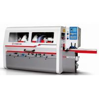 Custom Wood Moulding Machine / VH72Series Four Side Moulder Vibration Reduction Performance Manufactures