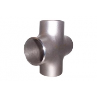 Cold Rolled Steel Strip Cross Joints Nickel Alloy Pipe Fittings Manufactures