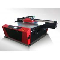 High Resolution 5 Colors Industrial Printing Machines With UV Curing Inks Manufactures