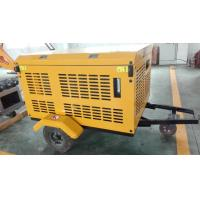 Electric Portable Hydraulic Power Pack With 1460 Rpm Motor Working Speed Air Cooling System Manufactures