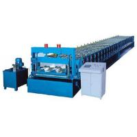 Blue Color Smart Sheet Metal Forming EquipmentWith 688mm Width PPGI Coil Manufactures