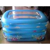 Multifunctional Safety Children Rainbow Kids Inflatable Swimming Pool Durable Manufactures