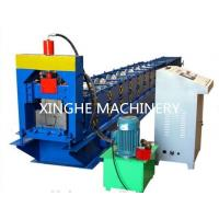 Gutter Cold Roll Forming Machines / Square Type Downpipe Former Equipment Manufactures