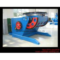 Tank / Vessel Auto Welding Positioners VFD Control Self Adjustable Table With Foot Switch Manufactures