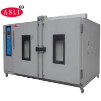 Customized Capacity Walk In Temperature Humidity Test Chamber For Electric Wire  Cables Manufactures