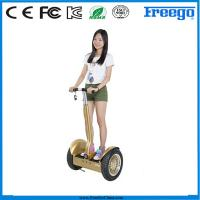 Two Wheel Drift Electric Scooter Rechargeable High - Tech Self Balance Manufactures