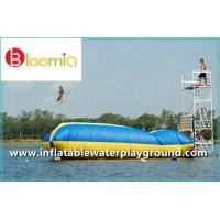 Amazing PVC Fabric Inflatable Water Sports Inflatable Water Launch For Party Manufactures
