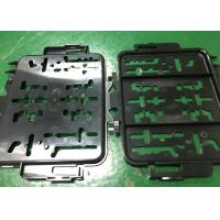 China Large Size Custom Auto Plastic Injection Molding Parts NAK80 Mould Steel on sale