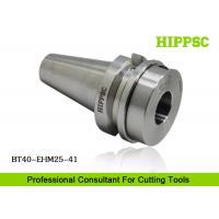 Material Special Steel Cnc Milling Machine Tool Holders High Precision BT40 HM 25 Manufactures