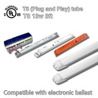 3 Foot T8 LED Tube Light Replacement G13 Socket Energy Saving Soft Light Manufactures