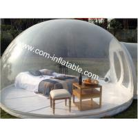 Quality clear bubble tent for sale inflatable clear bubble tent inflatable clear dome for sale