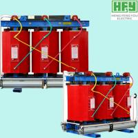 China Low Noise Dry Type Distribution Transformer Cast Resin 50/60Hz Frequency on sale