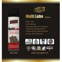 Car Cleaning Chemicals , Anti-Rust Lubricant For Pulley / Doors / Windows Manufactures