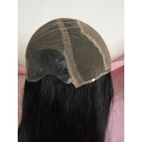 Elegant-wig Quality Virgin Indian Hair Silk Top Full Head Toupees For Black Women Manufactures