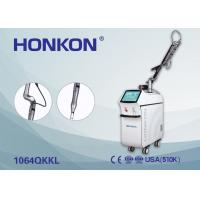 HONKON 6ns Pulse Width Pigment Therapy Q Switch Nd YAG Laser Machine for Tattoo Removal for sale