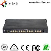 China 16 Port Ethernet Over Coax Converter , Coaxial Cable To Ethernet Adapter Converter on sale