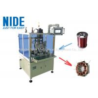 Bladeless Fan Electric Motor Winding Equipment 1400 X 1000 X 2000mm Plc Controlled Manufactures