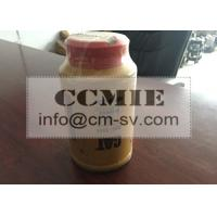 Quality Water Separating Fuel Filter CAT Spare Parts , Fuel Filter Water Separator  for sale
