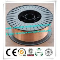 High Efficiency MIG Welded H Beam Line ER70S-6 CO2 Welding Wire Little Spatter Manufactures