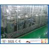 Tubular UHT Sterilizing Mango Processing Line With Aseptic Filling Machine Manufactures