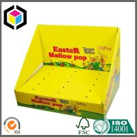 100% Recyclable Color Print Corrugated Cardboard Display Box; Pens Display Box Manufactures