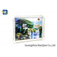 Beautiful Landscape 3D Lenticular Images , Stereograph Lenticular 3D Printing Manufactures