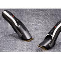 10-in-1 Cordless Electrical Rechargeable Hair Clippers , CE Rohs Approved Manufactures