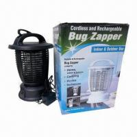 Bug Zapper With UV Attractant Can Attract and Hit Flying Insects Manufactures