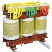 SBK series thress phase dry type transformer with 0.5 to 1,000kVA rated capacity Manufactures