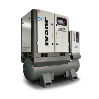 Economical 15kw 20HP Durable Air dryer Combined Screw Air Compressor Manufactures