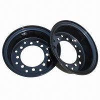Buy cheap 5.50F-15 Forklift Steel Wheel with Good Quality and Competitive Price from wholesalers