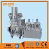 316L 380V Vacuum Emulsifying Mixer , Cosmetic Cream Making Machine220V/380V Manufactures
