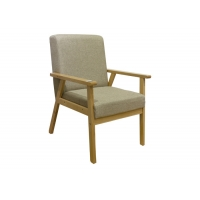 60KG 70cm Width Leisure Lounge Chairs For Balcony Manufactures