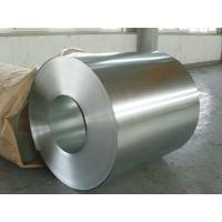ASTM A653M / A924M 2004 Galvanized Cold Rolled Steel Coil 508mm / 610mm OD Manufactures