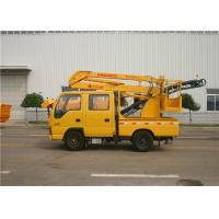 ISUZU Chassis 3 Section KaiFan Aerial Work Platform Truck 5 Person Manufactures