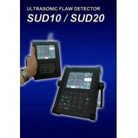 IP65 Automatic Calibration SUD10 Portable Ultrasonic Flaw Detector Embeding Software to PC Manufactures