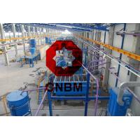 Flow On Process Fiber Cement Board Production Line With Board Forming Machine Manufactures