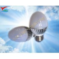 Professional E27 / 270lm - 300lm / 3W LED Bulbs lamps for restaurant, drinkery, OK hall Manufactures