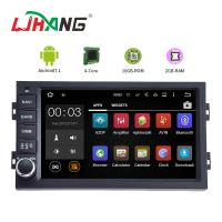 Android 7.1 Peugeot DVD Player 16GB ROM With Free Map Sd Card 3G WIFI Manufactures