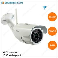 2 Megapixel High Resolution IP Outdoor Wireless Security Camera Manufactures