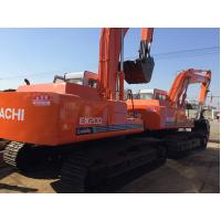 Used Japan Hitachi Ex200 1 Excavator New Paint 92% Uc With 36 Months Guarantee Manufactures