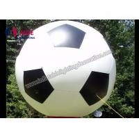 Party Decoration Inflatable Balloon Advertising Inflatable Football / Soccer Manufactures