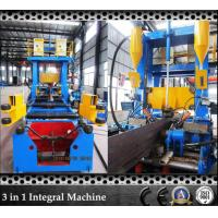 PHJ15 Combined H Beam Production Line 3 In 1 Assemblying SAW Welding Straightening Machine Manufactures