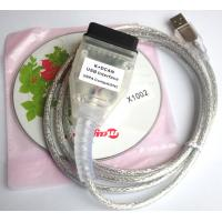 Quality Supported PT-CAN And D-CAN Auto Diagnostic Cable Works With INPA SSS for sale